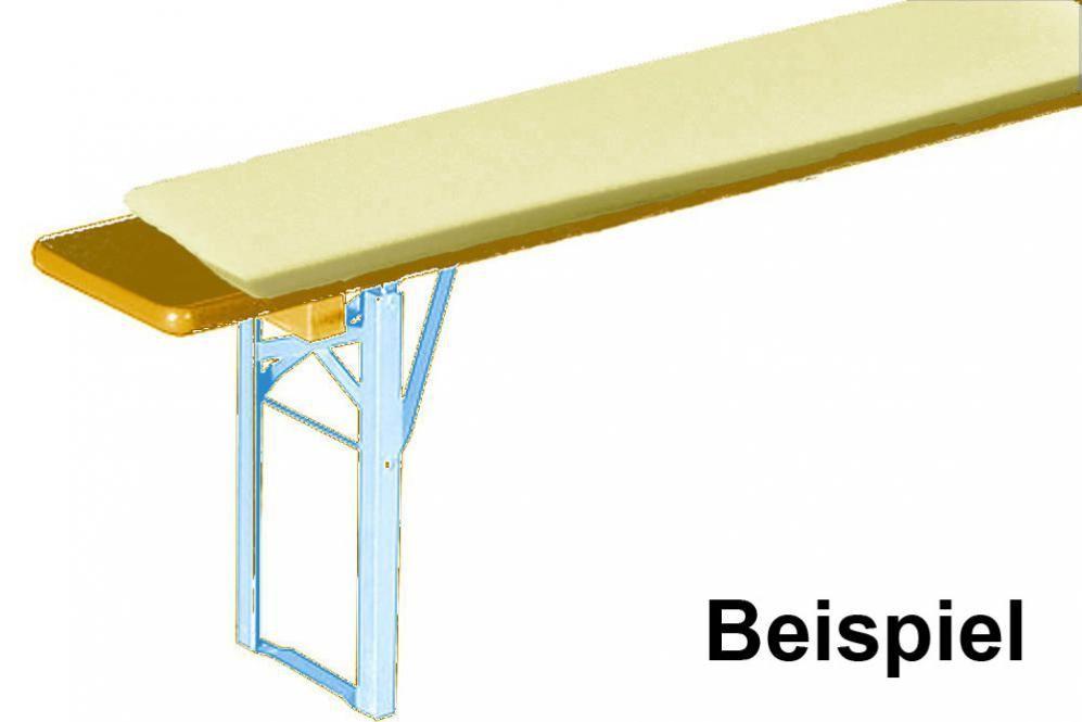 kreatives4you bankauflage schaumstoff fest 200 x 40 cm 3 cm stark gelb. Black Bedroom Furniture Sets. Home Design Ideas